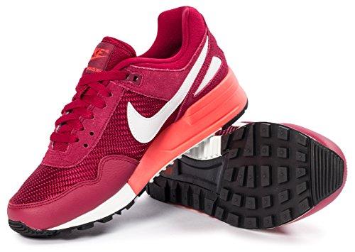 Nike 844888-600, Zapatillas de Deporte Mujer Rojo (Noble Red / Summit White-Black)