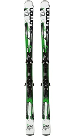 Enduro Salomon Kit 10 Blancvert Kz 800 Ski Ti X Alpin Cqtfrawq