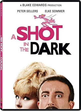 A Shot In The Dark By MGM Video DVD Blake Edwards