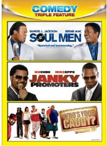 Soul Men / Janky Promoters / Who's Your Caddy (Comedy Triple Feature)