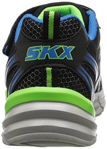 Skechers Rive - Zapatillas De Deporte Niños Negro (Bblm)