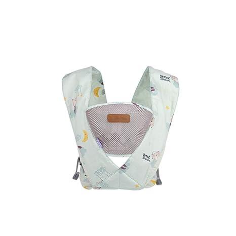Arnés para bebés recién nacidos, delantero y trasero, cómoda ...