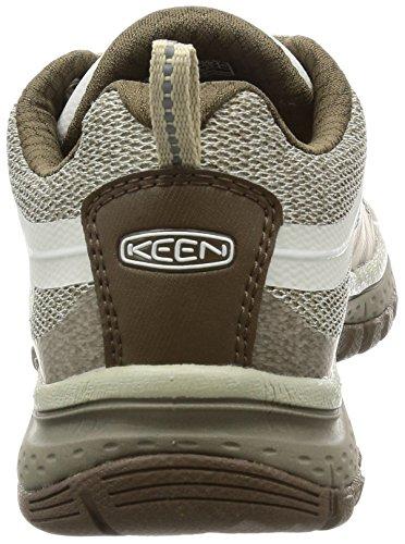 Canteen Terradora Waterproof Silver Hiking KEEN Shoe Birch Women's C8qw50R