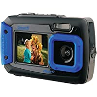 COLEMAN 2V9WP-BL 20.0-Megapixel Duo2 Dual-Screen Waterproof Digital Camera (Blue)