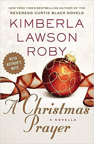 amazoncom a christmas prayer 9781455526031 kimberla lawson roby books