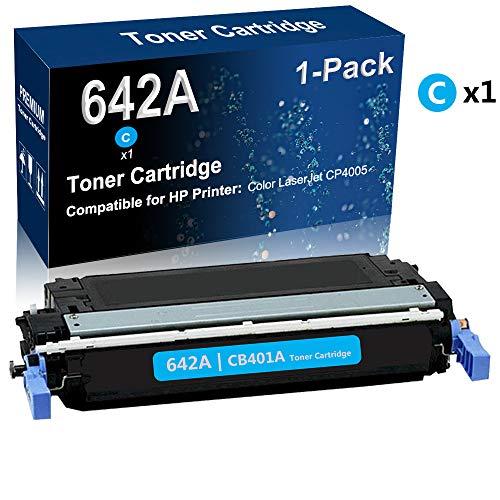 1-Pack (Cyan) Compatible Color Laserjet CP4005 Series Laser Toner Cartridge covid 19 (Color Laserjet Cp4005 Series coronavirus)