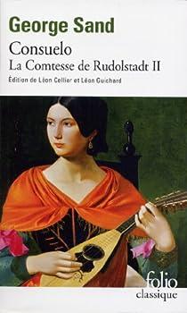 Consuelo - La Comtesse de Rudolstadt, tome 2 par Sand