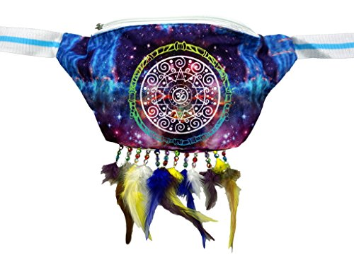 [Funny Guy Mugs Dream Catcher Fanny Pack] (Easy Halloween Costume Ideas For Guys)
