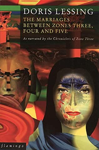 book cover of The Marriages Between Zones Three, Four, and Five