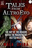 Tales from Altro Evo: Fantasy Sword and Sorcery Adventures, comedy and action