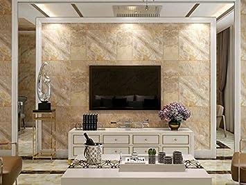 Poowef wallpaper in come le piastrelle di granito pvc