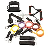 Yoport Yupro Exercise Resistance Band Set for Muscle Building, Exercise Resistance Training Bands for Home Exercise,Gym, Exercise Training Class,Rehabilitative Exercises For Sale