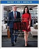 The Intern / マイ・インターン (Blu-ray + DVD + ULTRAVIOLET) [ 北米版]