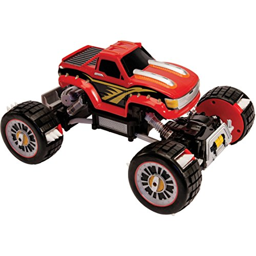 Hercules The Rock Costume - 2.4GHz Monster Truck Off Road Remote Control Vehicles