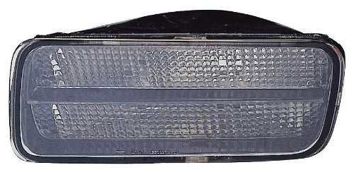 Chevy Camaro Parking Light - For 1985 1986 1987 1988 1989 1990 1991 1992 Chevrolet Chevy Camaro Front Parking Signal Light lamp Assembly Driver Left Side Replacement GM2520165