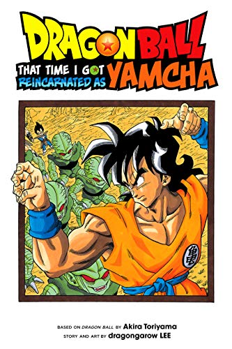 Dragon Ball: That Time I Got Reincarnated as Yamcha! (Dragon Ball Z Personality)