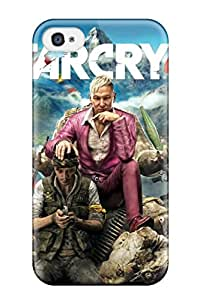 Fashion Protective Far Cry Case Cover For Iphone 4/4s