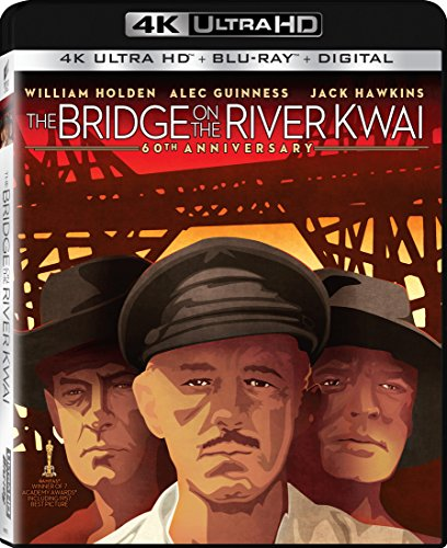 The Bridge on the River Kwai (4K Ultra HD + Blu-ray + Digital)