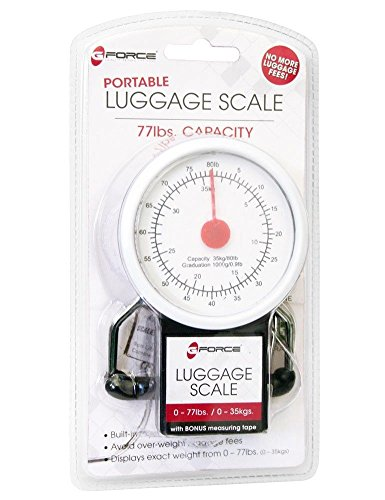 d0ffea24fd5d Portable Luggage Scale with Tape Measure