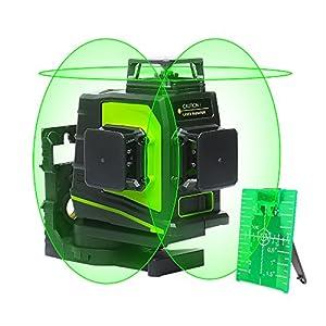 Huepar GF360G 3D Laser...