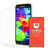 Best Galaxy S5 Batteries - [NFC/Google Wallet Capable] Galaxy S5 Battery, YONTEX 2800mAh Review