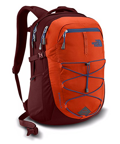 The North Face Borealis Backpack Tibetan Orange / Sequoia - Face Sunglasses North