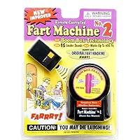 T.J. Wisemen Control Remoto Fart Machine No. 2 Funny Gag Gift Joke Prank