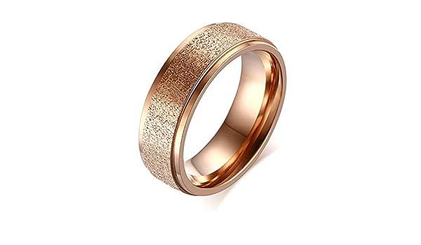 Gemmart Trendy Titanium Steel Women Finger Ring cz engagement ring old fashion rings