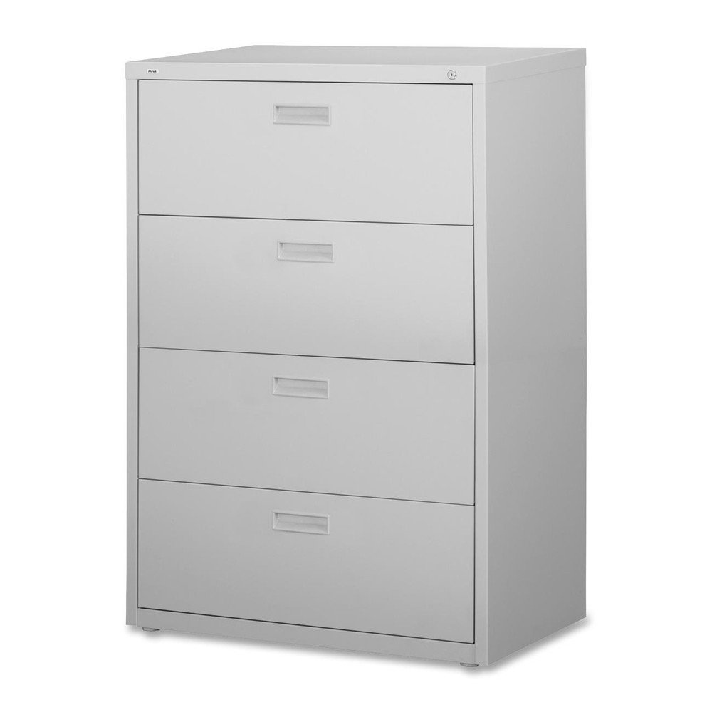 Amazon.com: Lorell 4 Drawer Lateral File, 30 By 18 5/8 By 52 1/2 Inch,  Black: Home U0026 Kitchen