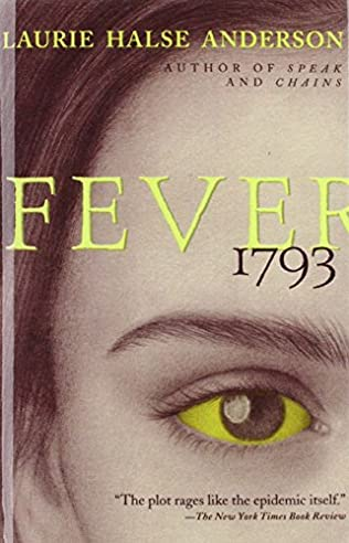 book cover of Fever 1793