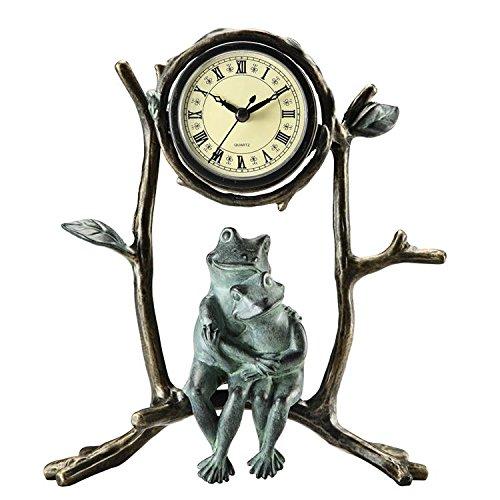 (SPI Home Mother & Baby Frog Clock)