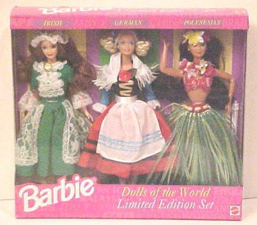 Barbie 1994 Dolls of the World Gift Set (3 Dolls) Limited Edition Set