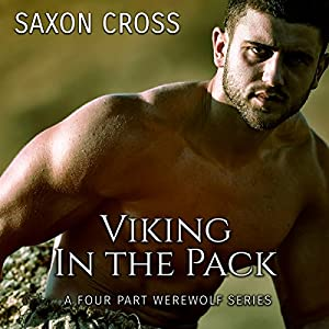 Viking in the Pack: Four-Part Werewolf Series Audiobook