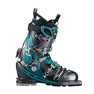 SCARPA T1 2017 Anthracite/Teal 29