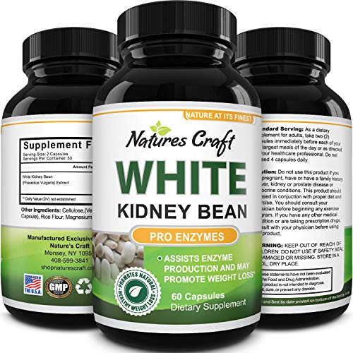 White Kidney Bean Carb