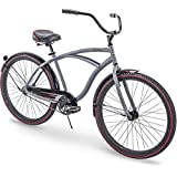 "Huffy 24"" & 26"" Beach Cruiser Bike for Men & Women, Fairmont"