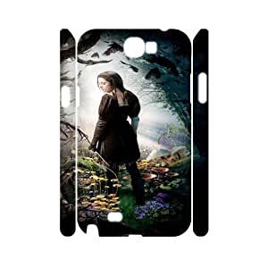 Snow White and the Huntsman SANDY0084468 3D Art Print Design Phone Back Case Customized Hard Shell Protection Samsung Galaxy Note 2 N7100