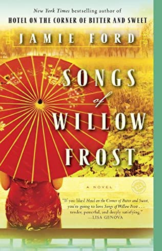 book cover of Songs of Willow Frost