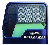 Breezeway Screens #2 Black Full Sized Truck Window Screen