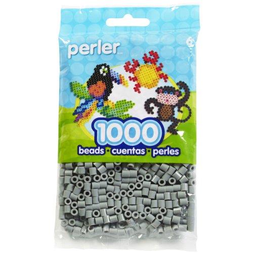 Perler 80 19017 Bead Bag Grey