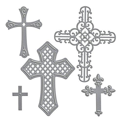 ilities Dies, Crosses (Die Cut Cross)