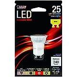 Feit BPMR11/GU10/LED 25W Equivalent Mr11 Gu10 Base LED Light
