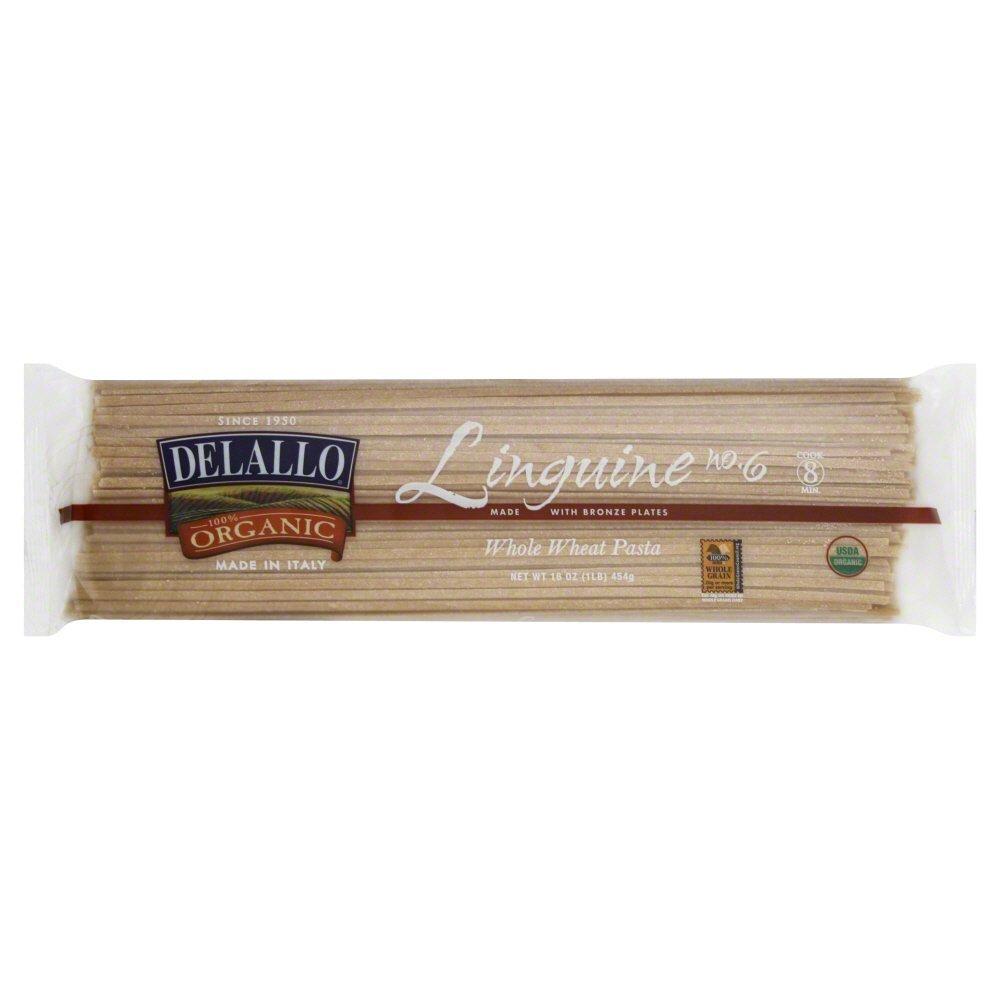 Delallo Pasta Whlwht Linguine
