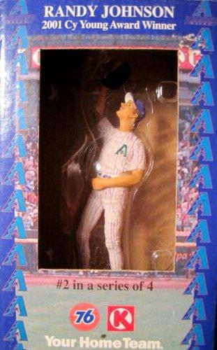 Randy Johnson, 2001 Cy Young Award Winner, Figure