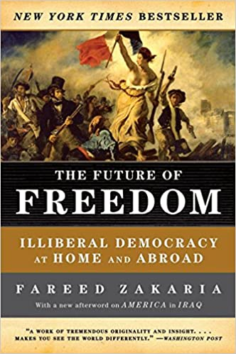 Image result for fareed zakaria illiberal democracy