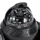 Car Compass, Digital Pivoting Marine Compass with