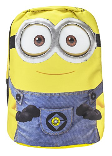 Despicable Me Boys' Despicable Me Backpack Minion Novelty, Multi, One Size