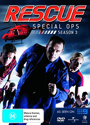 Rescue Special Ops (Season 3) - 6-DVD Set ( Rescue Special Ops - Season Three ) [ NON-USA FORMAT, PAL, Reg.2.4 Import - Australia - Gigi Australia