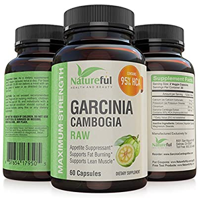 Best Garcinia Cambogia Extract for Weight-Loss :: Raw 95% HCA - ? LOSE WEIGHT OR YOUR MONEY BACK ? Natural Pure Fruit Extract. Clinically Proven with Highest Potency! Premium Supplements to Lose Belly Fat Fast. Ultra Powerful Fat Burner and Appetite Suppr