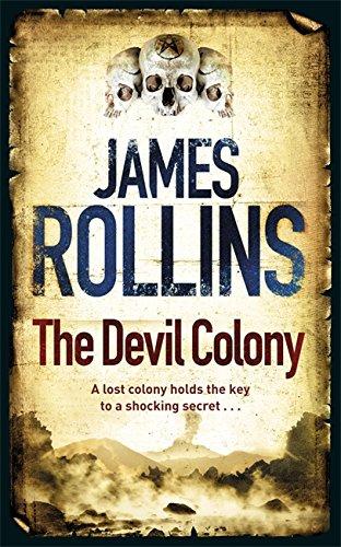 Download The Devil Colony: A Sigma Force Novel pdf